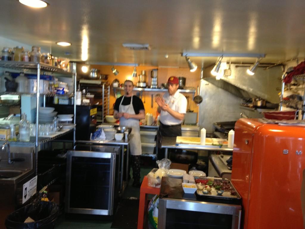Hangar B Kitchen