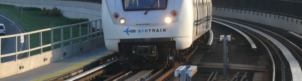 New York – JFK, the Airtrain, and the LIRR
