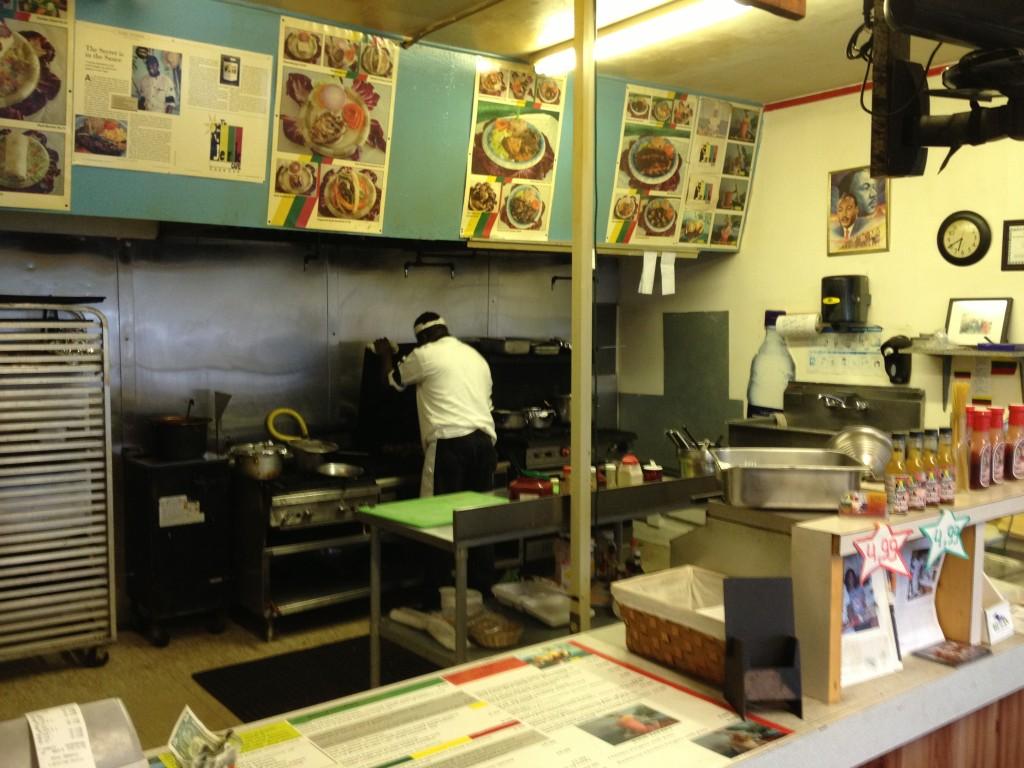 Jerk Cafe Chef