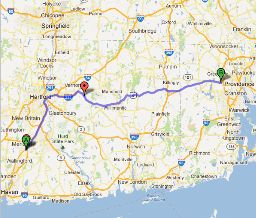 The Best Way To Drive From Nyc To Cape Cod Weekend