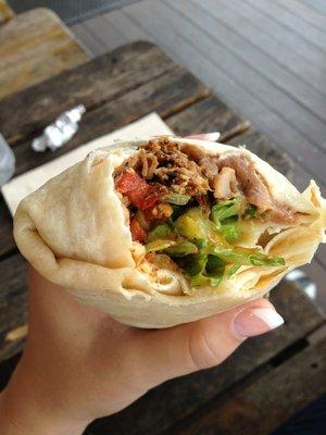 corner store burrito
