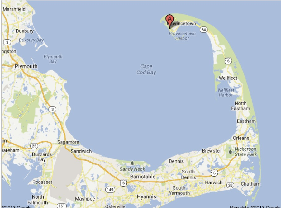 Herring Cove Map
