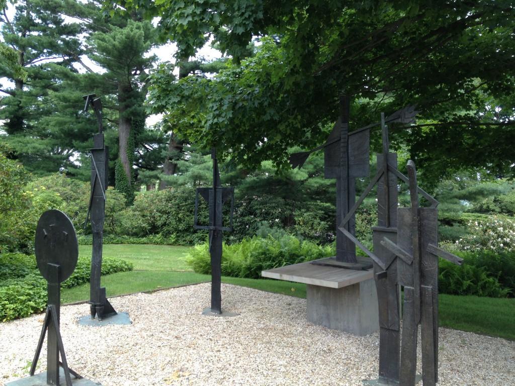 kyk sculpture garden
