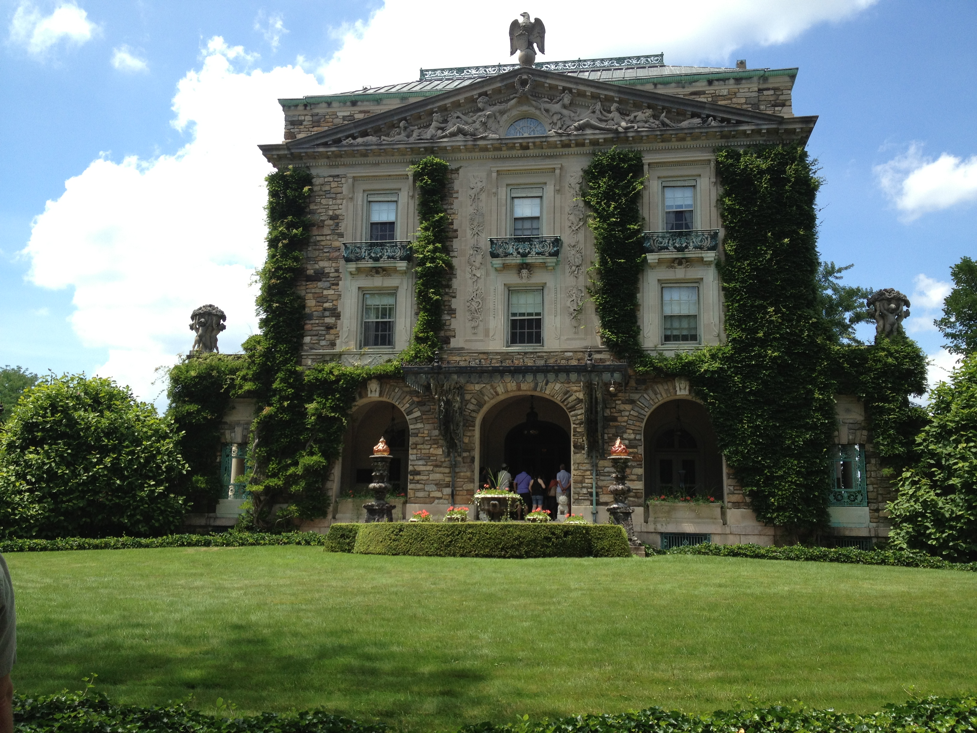 Kykuit the rockefeller estate weekend getaways from nyc for Ny weekend getaways for couples