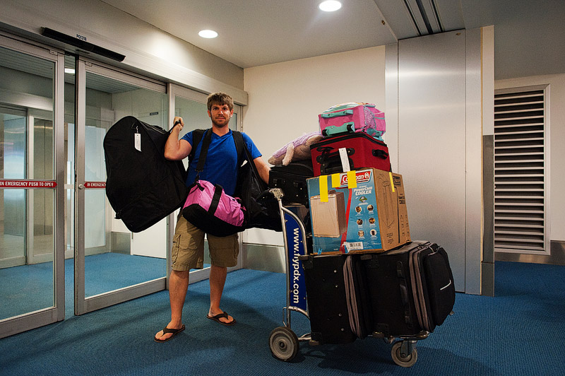 Hookup A Man With Lots Of Baggage